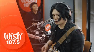 "Hilera performs ""Saglit"" LIVE on Wish 107.5 Bus"