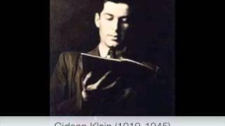 Gideon Klein: String Trio (3)