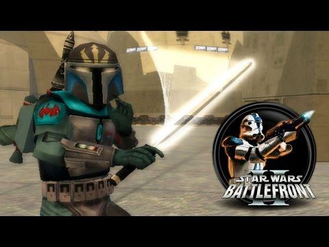 Star Wars Battlefront II Mods (PC) HD: DEV's Side Mod - Bespin   Mandalorians