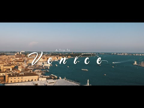 See the Venice | Cinematic Travel Video | iPhone 8 + DJI Osmo2 + Filmic Pro