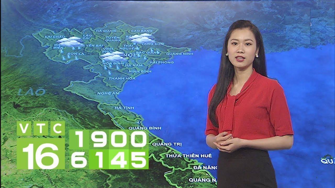 Dự báo thời tiết 10/05/2019   Kỳ lạ miền Bắc không khí lạnh giữa mùa hè   VTC16