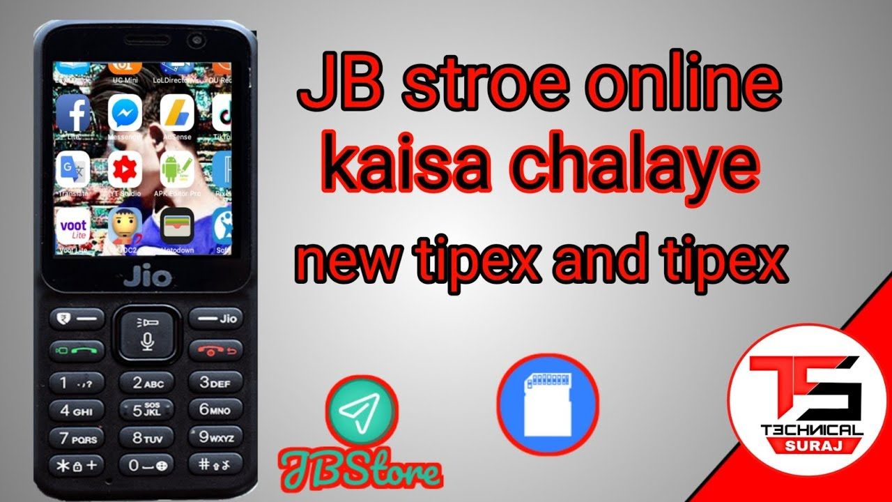 Jio phone root and apps install omnisd install and JB stroe install 2019  website link JB stroe