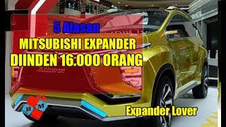 5 Alasan Mitsubishi Expander Diinden 16 000 Orang Dengan Interior Dan Eksterior Asli Mitsubishi