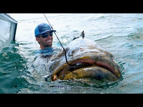This Fish was Massive!!