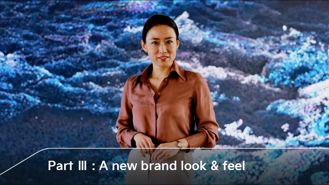 New Kia brand showcase|Part Ⅲ : A new brand look & feel