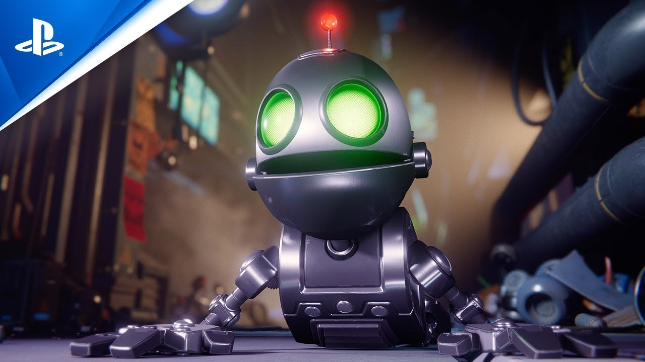 Ratchet & Clank:Rift Apart Trailer