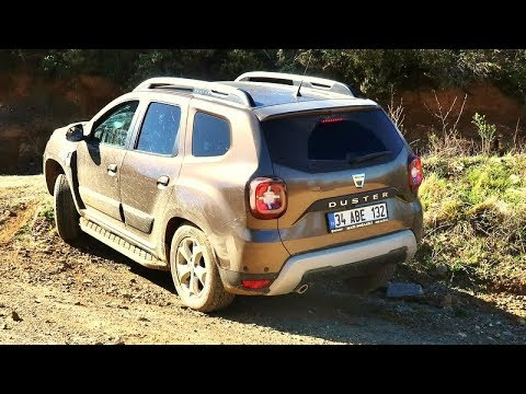 test dacia duster dizel otomatik 2018 youtube. Black Bedroom Furniture Sets. Home Design Ideas