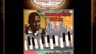 Memphis Slim -- My Gal Keeps Me Crying