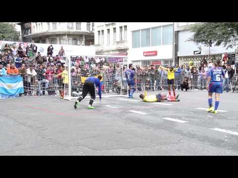 Mundial de Fútbol Callejero - Final del Mundial
