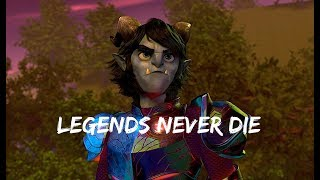 Legends Never Die || Trollhunters Season 3 AMV