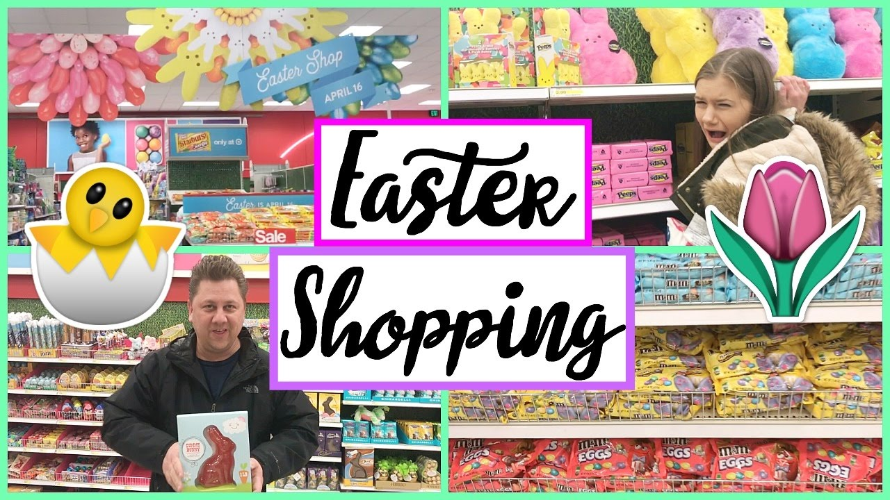 Easter Shopping At Target With A Target Hater Target Easter Decorations 2017