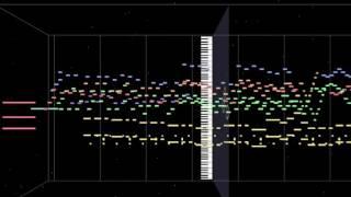 【MIDI】SEKAI NO OWARI 「Error」 の間奏 【セカオワ】