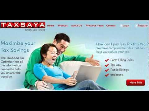 Taxsaya Malaysian Income Tax Interview - William Lee