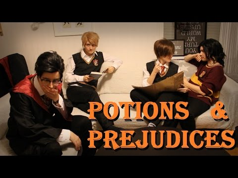 Potions and Prejudices [Eng & Ger subs]