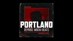 Drake - Portland ft. Quavo & Travis Scott (Instrumental) (Reprod. Wocki Beats) | More Life