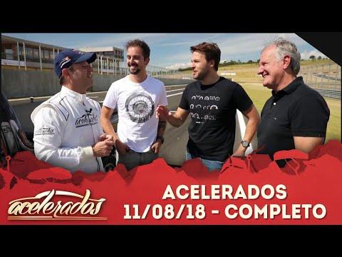 Acelerados (12/08/18) | Completo