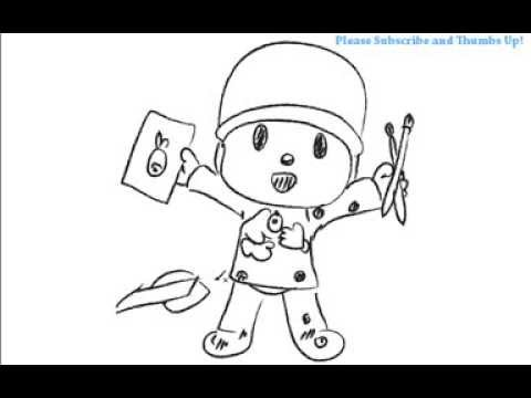 How To Draw A Baby Doll Yzarts Yzarts Youtube
