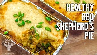 Healthy Bbq Shepherd's Pie  /  Receta Shepherd's Pie Barbacoa