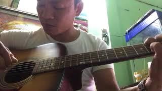 Khi phải quên đi (cover guitar Lê năng)