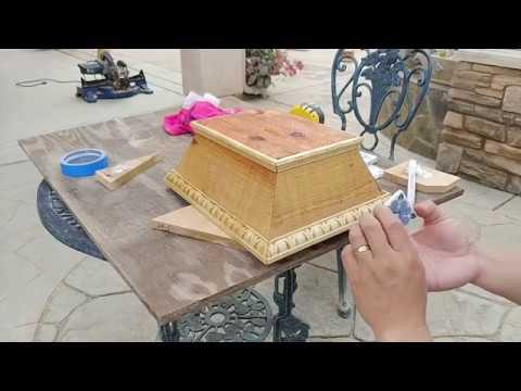 Building Wooden Planters