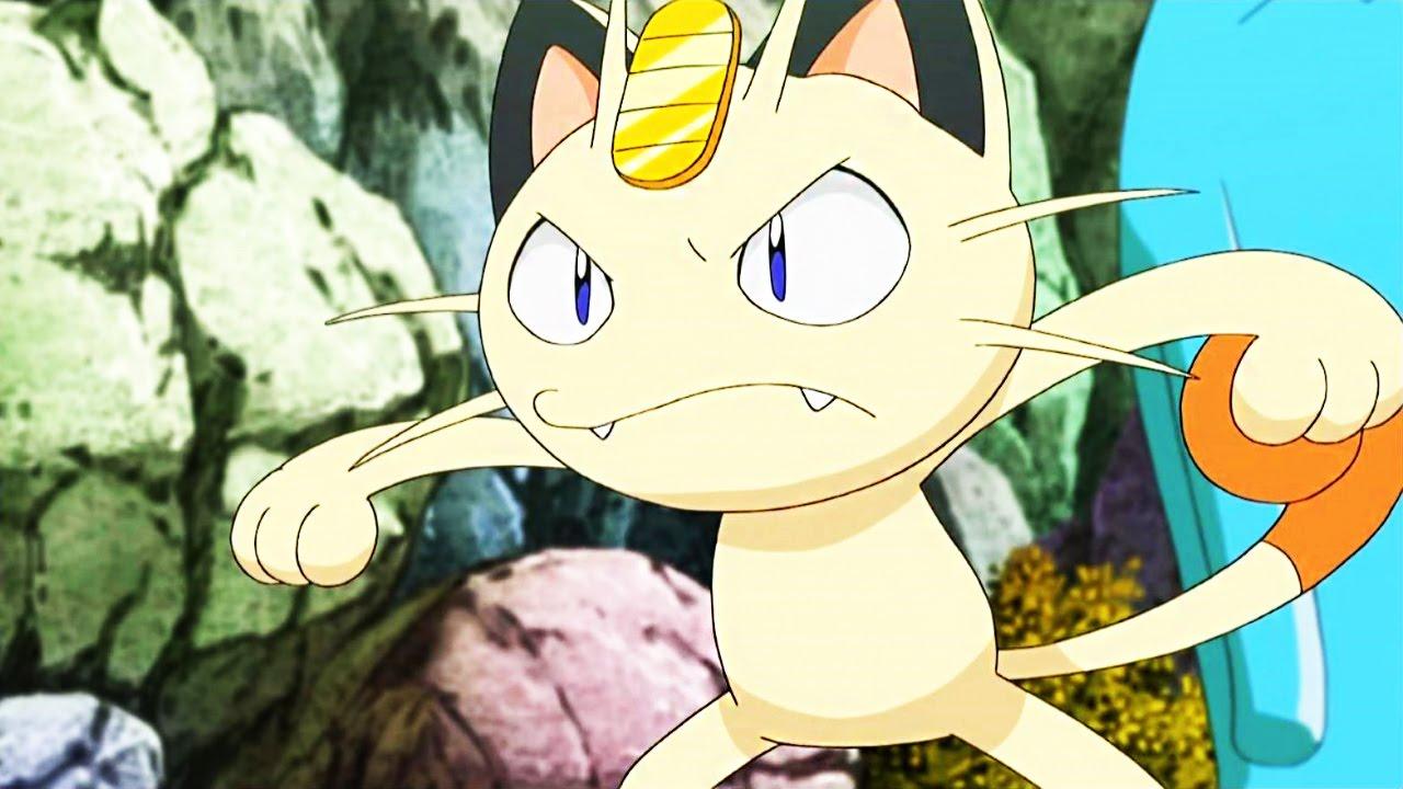 Mauzi Pokemon