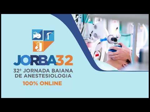 32º Jornada Baiana de Anestesiologia