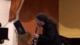 Srul Irving Glick:The Klezmer's Wedding - Miloš Nikolić, clarinet