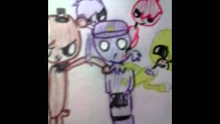 Мои рисунки ФНАФ 2 последняя часть