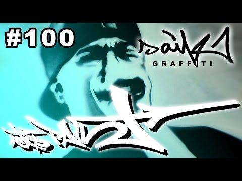 Saikone: Let`s Paint #100 - Graffiti -