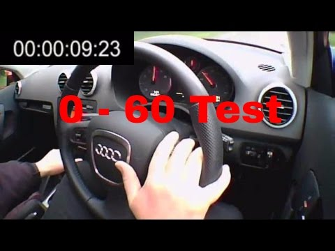 2011 Audi A3 SPORT - Secondhand Auto Buyers Motoring Video Insurance Against Buying A Wrong Car.