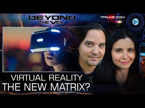 Virtually Virtual Reality and The Artificial Intelligence Matrix