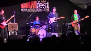 Martin Stephenson And The Daintees @Bedale Bamfest Acoustic Music Festival 2015