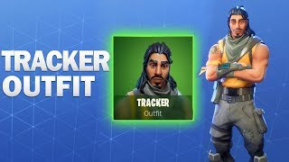 Tracker Fortnite Skin Showcase