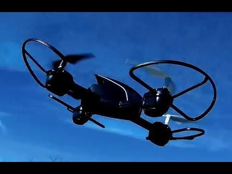 Sharper Image Streaming Drone 40 Black Friday Walmart Flight Review