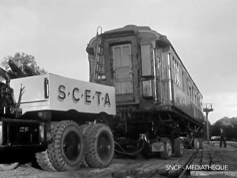 LE MAGAZINE DU RAIL N°06 - 1950 SNCF Ferroviaire / French Trains