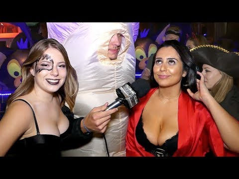 Halloween 2018 Costume Party Funny Interviews! Mp3