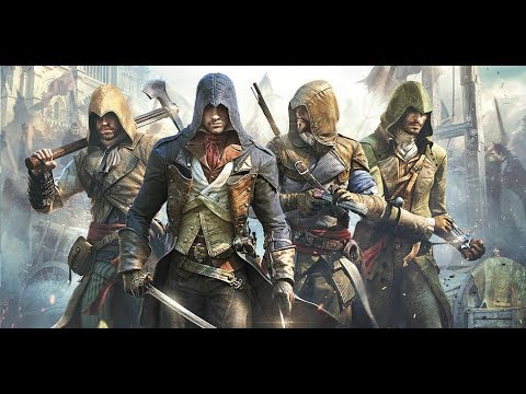 Assassin's Creed - Music Video -   From Ashes to New  - My Fight  