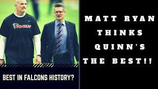 Atlanta Falcons Dan Quinn - Is He the best talent developer in Falcons history?