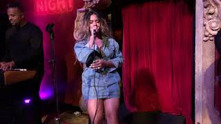 "Dinah Jane ""Officially Missing You "" LIVE @ School Night Hollywood 4/29/19"