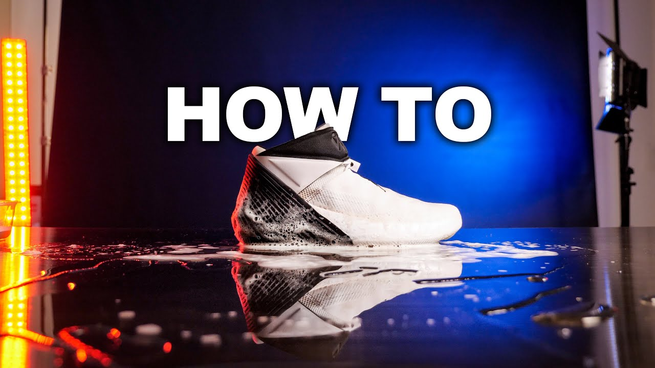 How we film epic Sneaker videos for brands...