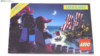A look through a LEGO catalog from 1989