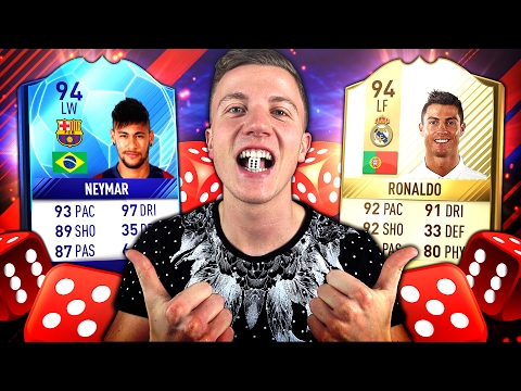 FIFA 17 : CRISTIANO RONALDO ROLL THE DICE [1/?]