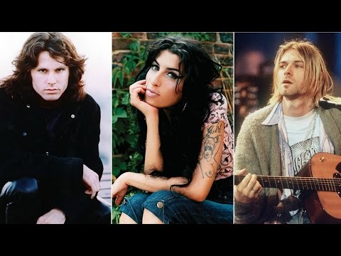 27 Club: Musicians and stars who died at 27 - TomoNews