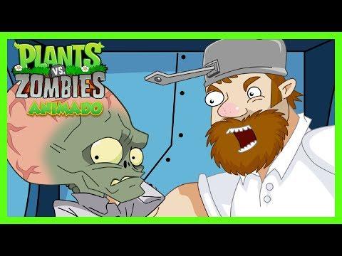Plantas Vs Zombies Animado Completo ☀️Animación 2018