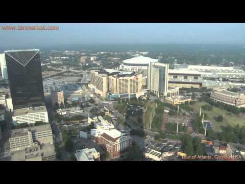 Atlanta, Georgia, USA 1 Collage Video - youtube.com/tanvideo11