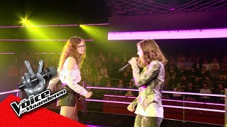Amber en Tineke zingen 'Treat You Better' | The Battles | The Voice van Vlaanderen | VTM