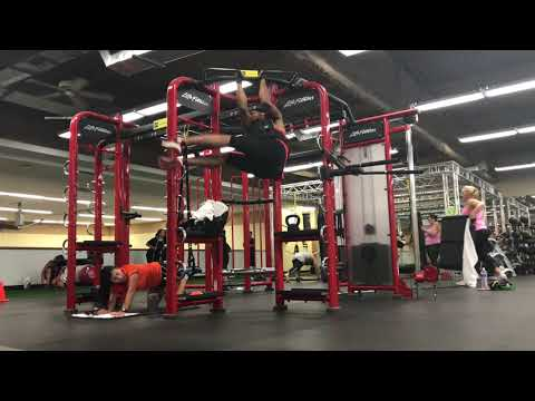 Weighted Calisthenics Vol.2 (Where can I workout in Honolulu?) 24 Hour Fitness Kapiolani