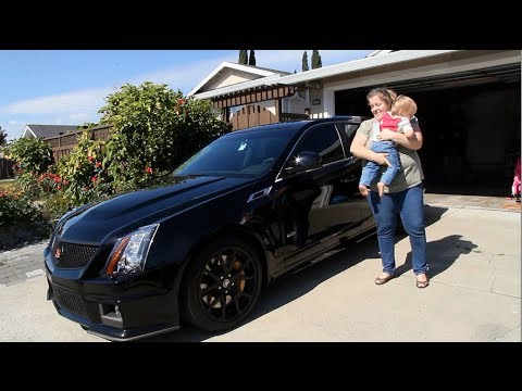 will-it-stroller-cts-v-wagon-manual-review