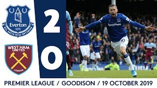 SIGURDSSON WITH ANOTHER SCREAMER! | EVERTON 2-0 WEST HAM HIGHLIGHTS