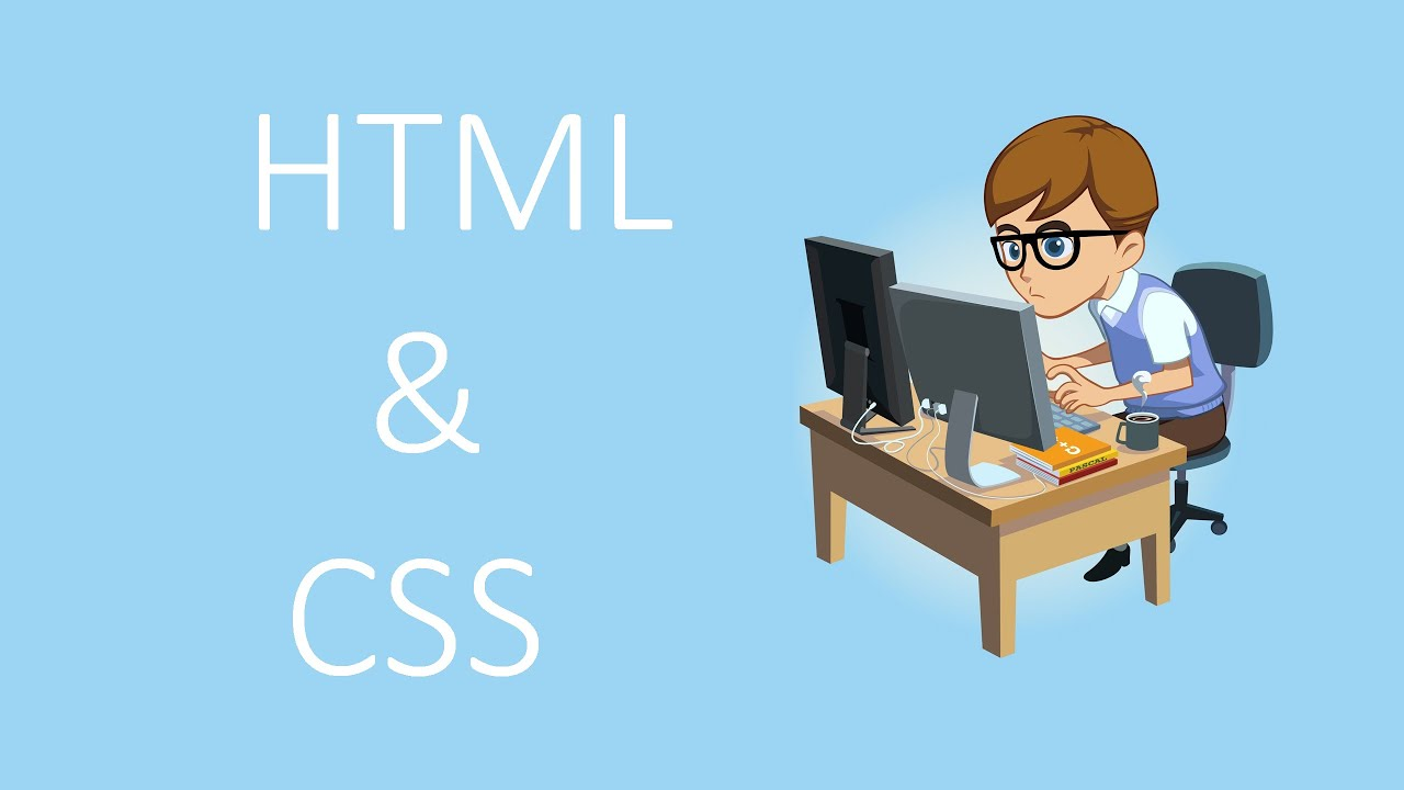 Learn HTML & CSS Beginners Tutorial #1 - Learn To Code ...